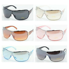 12 Pcs Lot Men Women Eyewear Aviator Fashion Sunglasses Shades Retro Wrap A3010