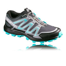 Salomon Speedtrak Womens Trail Water Resistant Running Sports Shoes Trainers