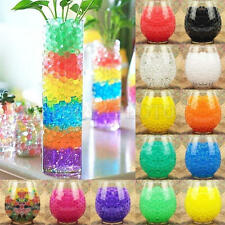 20 Bags Crystal Soil Mud Water Beads Pearl Plant Magic Balls Party Decoration