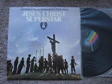 "JESUS CHRIST SUPERSTAR SOUNDTRACK DOUBLE VINYL LP RECORDS 12"" GATEFOLD"
