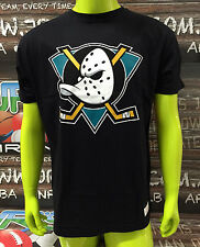 "Anaheim ""Mighty Ducks"" Mitchell & Ness NHL Team Logo T-Shirt"