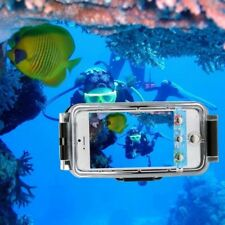 40M/130ft Waterproof Underwater Diving Phone Housing Case Cover for iPhone6/6s
