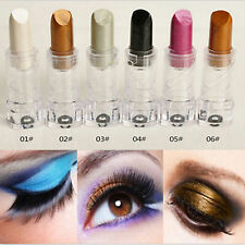 New ROLL ON EYE SHIMMER Eyeshadow Glitter Pigment Loose Powder Face Body Makeup