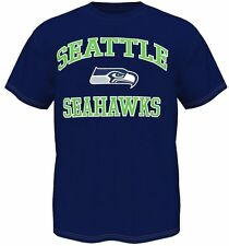 Seattle Seahawks Shirt T-Shirt Officially Licensed Clothing Apparel By The NFL