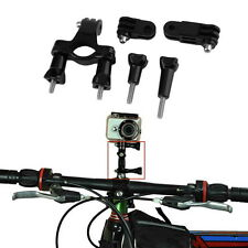 Bike Motorcycle Handlebar Seatpost Pole Mount For Camera Gopro HD Hero 1 2 3 SY