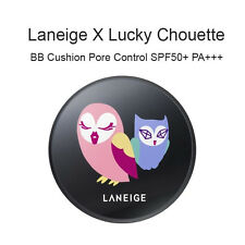 Amorepacific LANEIGE BB Cushion Pore Control SPF50+ PA+++ Lucky Chouette 15g*2