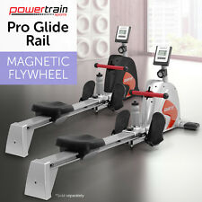 New Magnetic Flywheel Rowing Machine Home Gym Exercise Equipment Fitness Rower