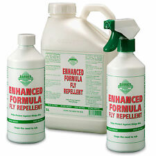Barrier Super Plus Fly Repellent 500ml Spray / 5L Refill for Horses 100% Natural
