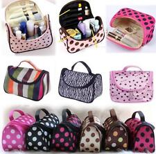 Multifunction Makeup Organizer Travel Cosmetic Storage Case Bag  Pouch  Box