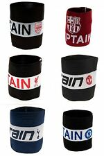 Official Football Merchandise Captains Arm Band F.C. Wristband Player Armband
