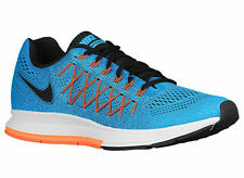 NEW MENS NIKE AIR ZOOM PEGASUS 32 RUNNING SHOES TRAINERS BLUE LAGOON 2E WIDE