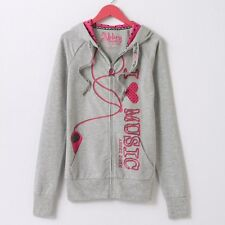 ABBEY DAWN BY AVRIL LAVIGNE I LOVE MUSIC HOODIE S