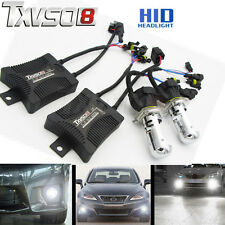 55W HID Hi/Lo Bi-Xenon Headlight Conversion KIT bulb H1 H4 H7 H11 9005/6 9004/7
