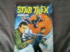 Vintage STAR TREK ANNUAL (Copyright MCMLXX) Kirk,Spock,Enterprise,BBC TV,Comics