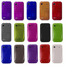 LCD + TPU Gel Case Phone Cover for Samsung Galaxy S 4G T959v SGH-T959v SGH-T959D
