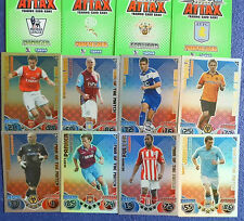 MATCH ATTAX 2010/11 FOOTBALL CARDS MAN OF THE MATCH