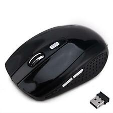 USB 2.4F 2.4 FHz Cordless Wireless Optical Mouse/Mice for Computer Netbook RF