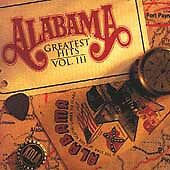 Greatest Hits, Vol. 3 by Alabama (CD, Sep-1994, RCA)