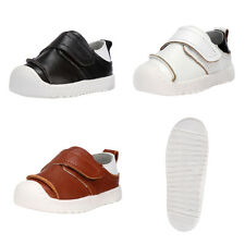 Baby handsome Handmade leather Soft Soles Shoes 3 colors Size 4-6.5 M US Toddler