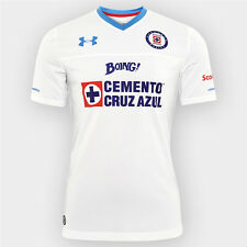 Under Armour Cruz Azul Away Jersey 2016 2017 Authentic