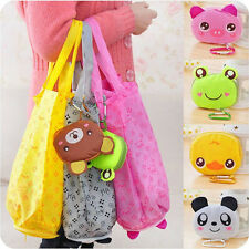 Eco Storage Handbag Cotton Cute Foldable Shopping Tote Reusable Bags Top Quality