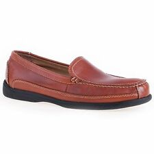 Men Dockers CATALINA 90-7302 Tan Moc Toe Slip-On Loafer Casual Shoes