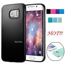 Ultra Slim Soft Silicone Rubber Case Cover Skin for Samsung Galaxy S6 Edge Plus