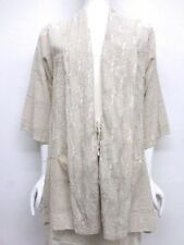 NWT Johnny Was Embroidered Subala Kimono Cover-Up -XS / S - JW14960816