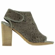 Jeffrey Campbell Quebec Heeled Shoes Block Heels Womens