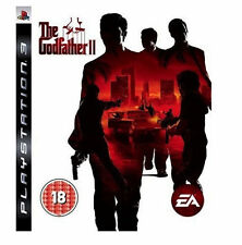 THE GODFATHER II 2 PS3 PLAYSTATION 3 GAME UK PAL