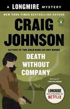 Walt Longmire Mystery #2: Death Without Company by Craig Johnson (Paperback) NEW