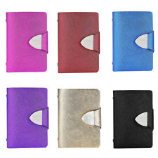 Synthetic Leather Business Case Wallet Credit Card Holder Purse For 26 Cards BEB