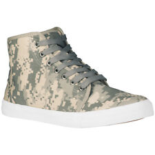 Mil-Tec Army Sneakers Military Trainers Mens Tactical Shoes AT-Digital Camo