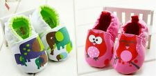 Brand NEW NEXT Baby Boy/Gilr Pink Owl/White Elephant Pre Walker Shoes Booties
