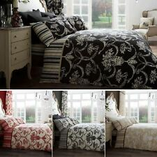 Luxury Richmond Floral Duvet / Quilt Cover with Pillowcases Bedding Set