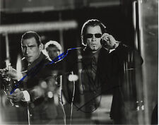 John Travolta and Vinnie Jones in 'Swordfish' - In Person Signed Photograph.