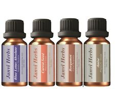 100% Nature Aromatherapy10ml Pure Essential Oils Aroma Oil JANVI HERBS