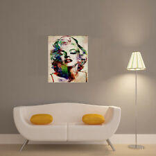 Marilyn Monroe Vintage Canvas Prints Wall Modern Art Pictures Poster Home Decor