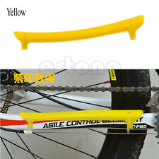 New MTB Bike Cycling Frame Chain Chainstay Plastic Protector Guard Pad