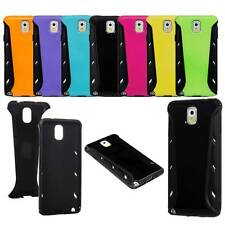 Samsung Galaxy Note 3 III Hybrid Dual Layer Candy TPU Protective Cover Case