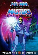 He-Man and the Masters of the Universe, Vol. 2 (DVD, 2011, 2-Disc Set)
