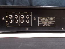 Vintage Fisher Studio Standard Stereo Graphic Equalizer EQ2322