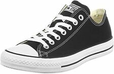 CONVERSE ALL STAR LO SHOE SHOES ORIGINAL BLACK