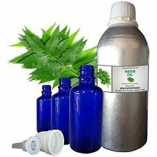 NEEM OIL 100% Pure Natural Undiluted 5 ml to 250 ml