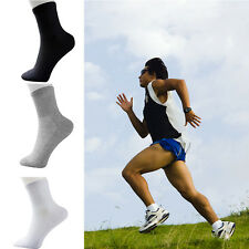 5 Pairs Men's Socks Winter Thermal Casual Soft Cotton Sport Sock Gift Top