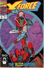 X-FORCE #2 (Sept 1991) 2ND Appearance DEADPOOL Liefield 1st Print NM