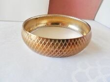 Vintage Bangle Bracelets - Your Choice - Bronzetone / Goldtone / Silvertone