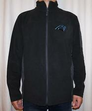 NWT Carolina Panthers NFL Men's Full Zip Microfleece Jacket