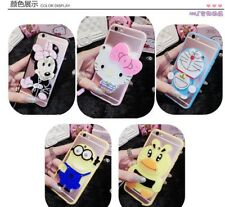 Hello Kitty Light Darklighting Glow Silicon Cover iPhone 6 6S 7 plus Case Cover