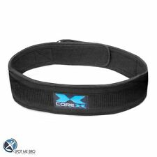 Core-X Fitness Neoprene Weightlifting Belt, 4 inch Fitness Gym Free P&P
